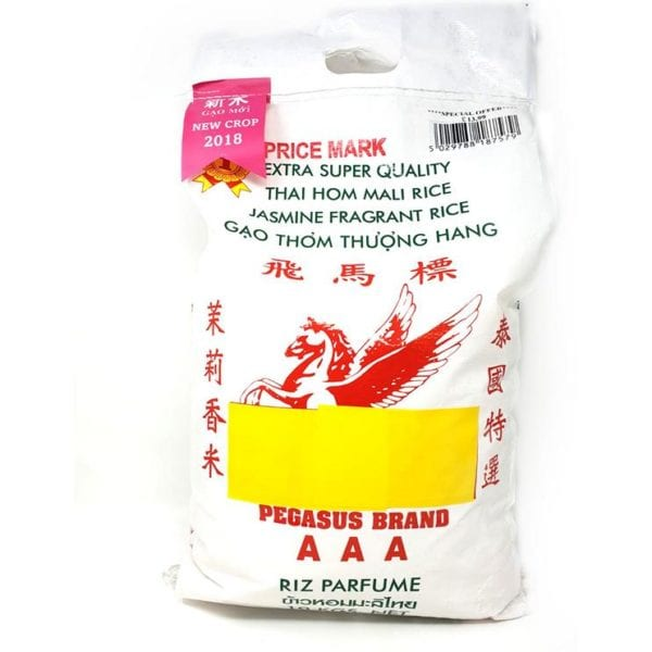 Pegasus Rice 10kg