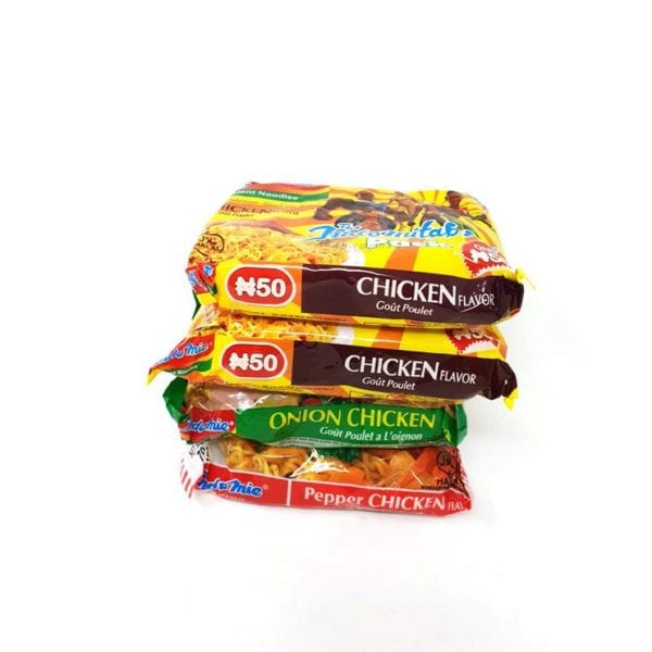 Indomie 4 For £1