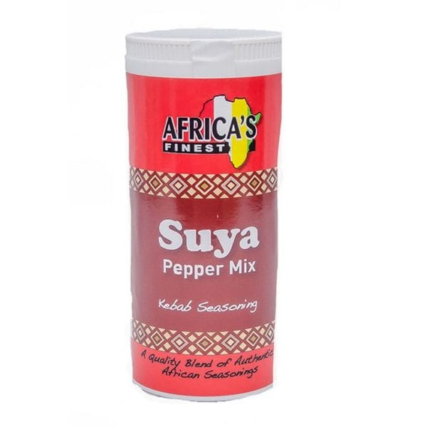Africa's Finest Suya Pepper Mix