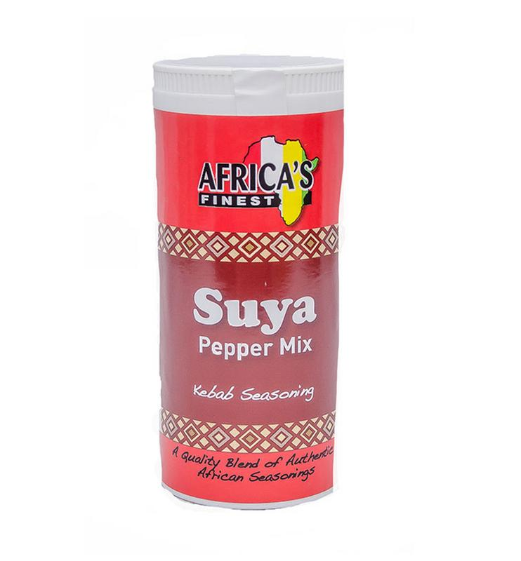 Africa's Finest Suya Pepper Mix