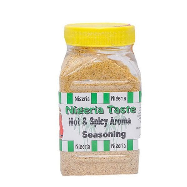 Nigerian Taste Hot & Spicy Aroma Seasoning