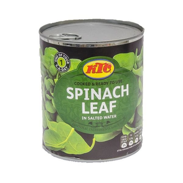 Ktc Spinach Leaf