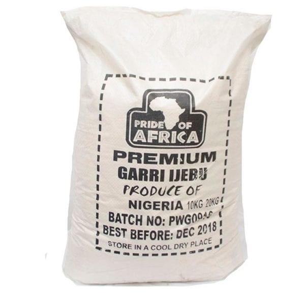 POA Ijebu Garri 20kg
