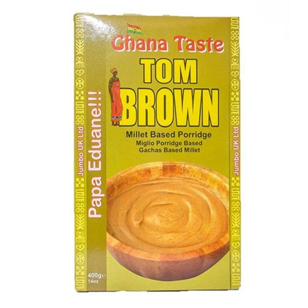 Ghana Taste Tom Brown