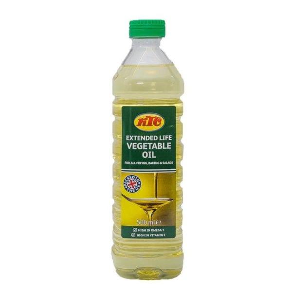 Ktc Vegtable Oil 500ml