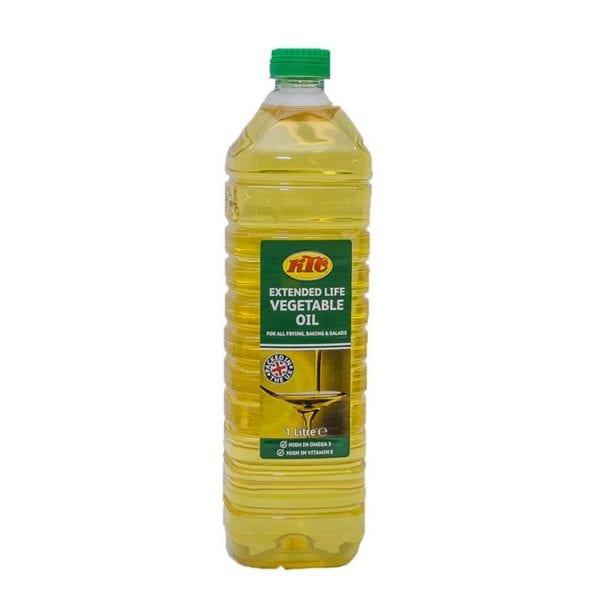 Ktc Vegtable Oil 1L