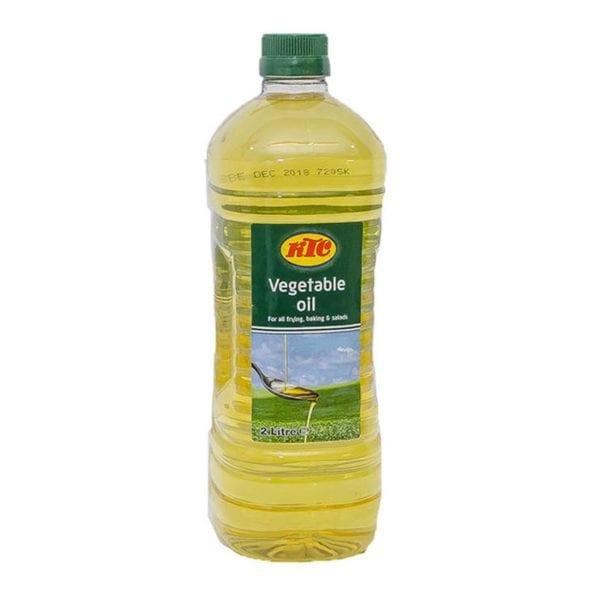 Ktc Vegtable Oil 2L