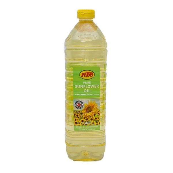 Ktc Sunflower Oil 1Liters