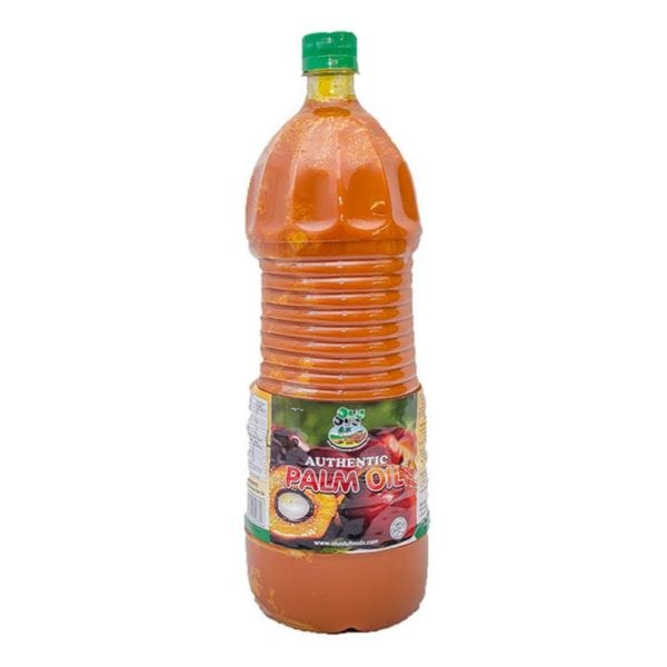 Olu Olu Palm Oil 2Ltr