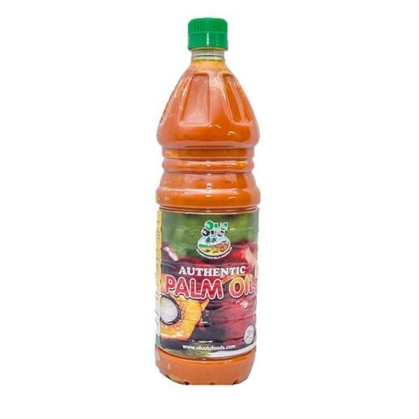 Olu Olu Palm Oil 1Ltr