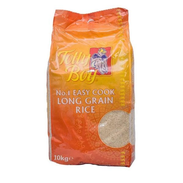 Tolly Boy Rice 10kg