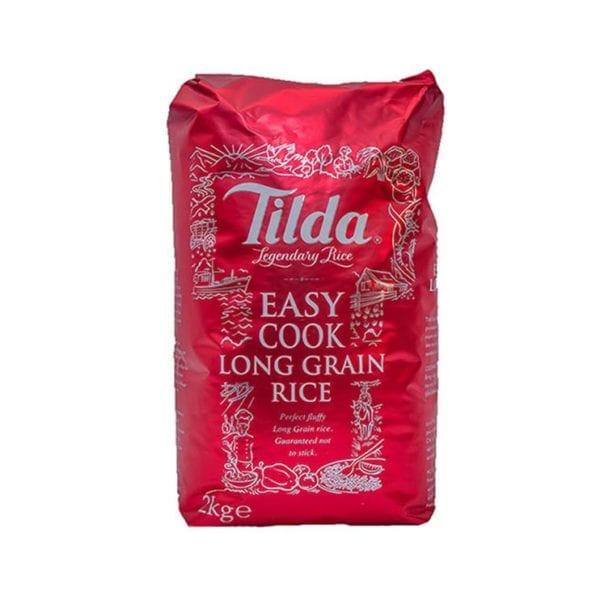Tilda Easy Cook Rice 2kg