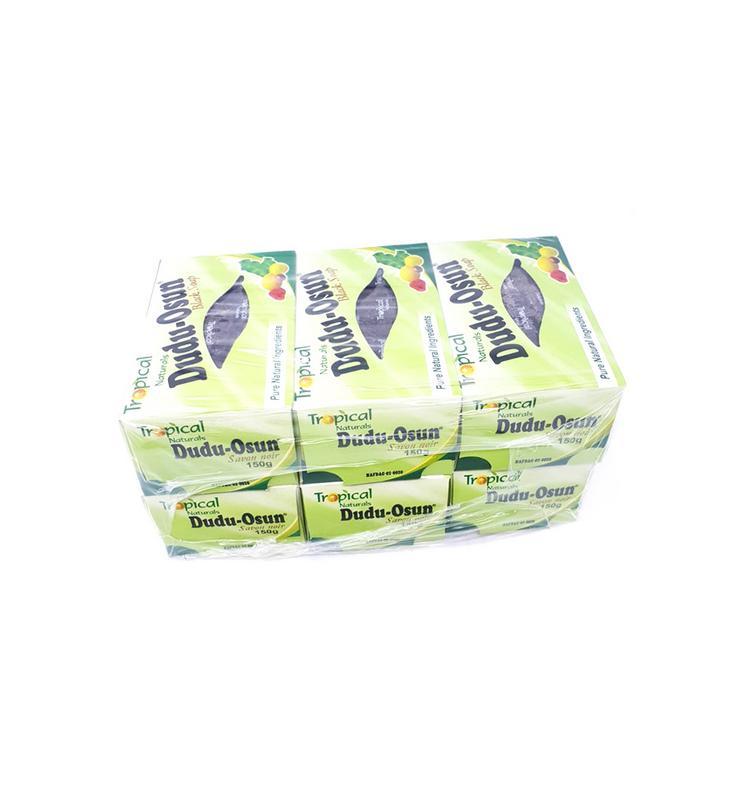 Dudu Osun Black Soap (pack Of 6)