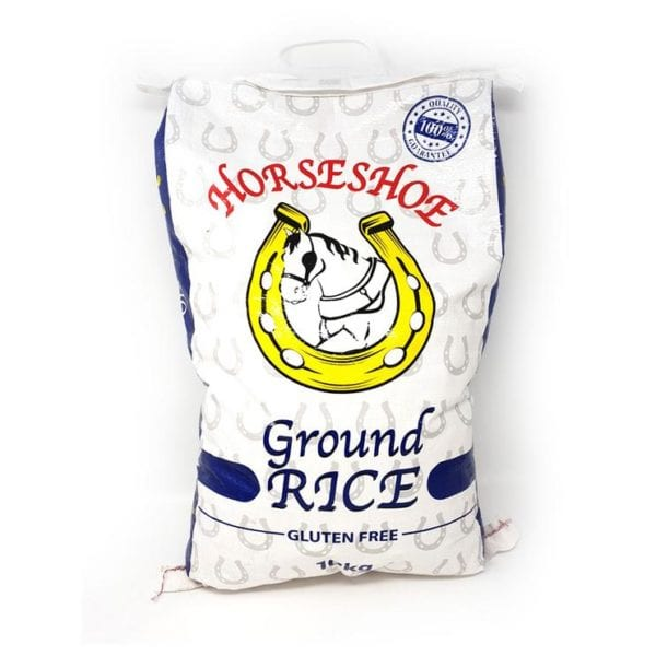 Horseshoe Grd Rice 10kg